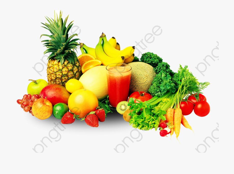 Fruits And Vegetables Clipart Nutrition.