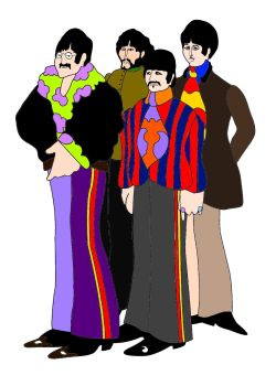 Beatles favourites by Noeddebo on DeviantArt.