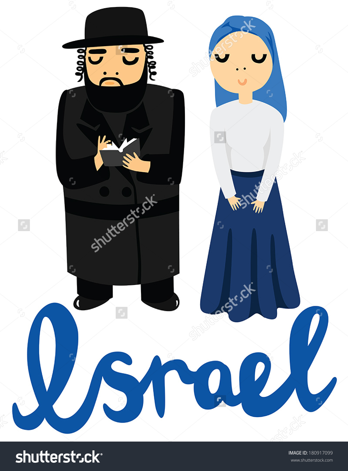 Clipart Of Jews.