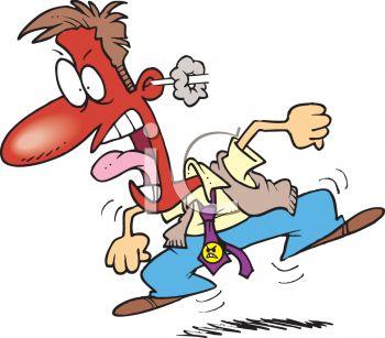 Angry Cartoons.