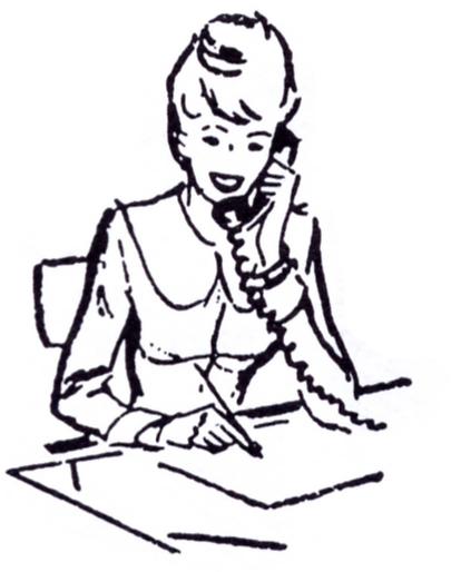 Secretary Clip.