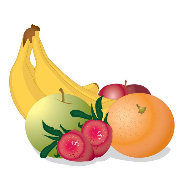 Clip art frutas verduras y.