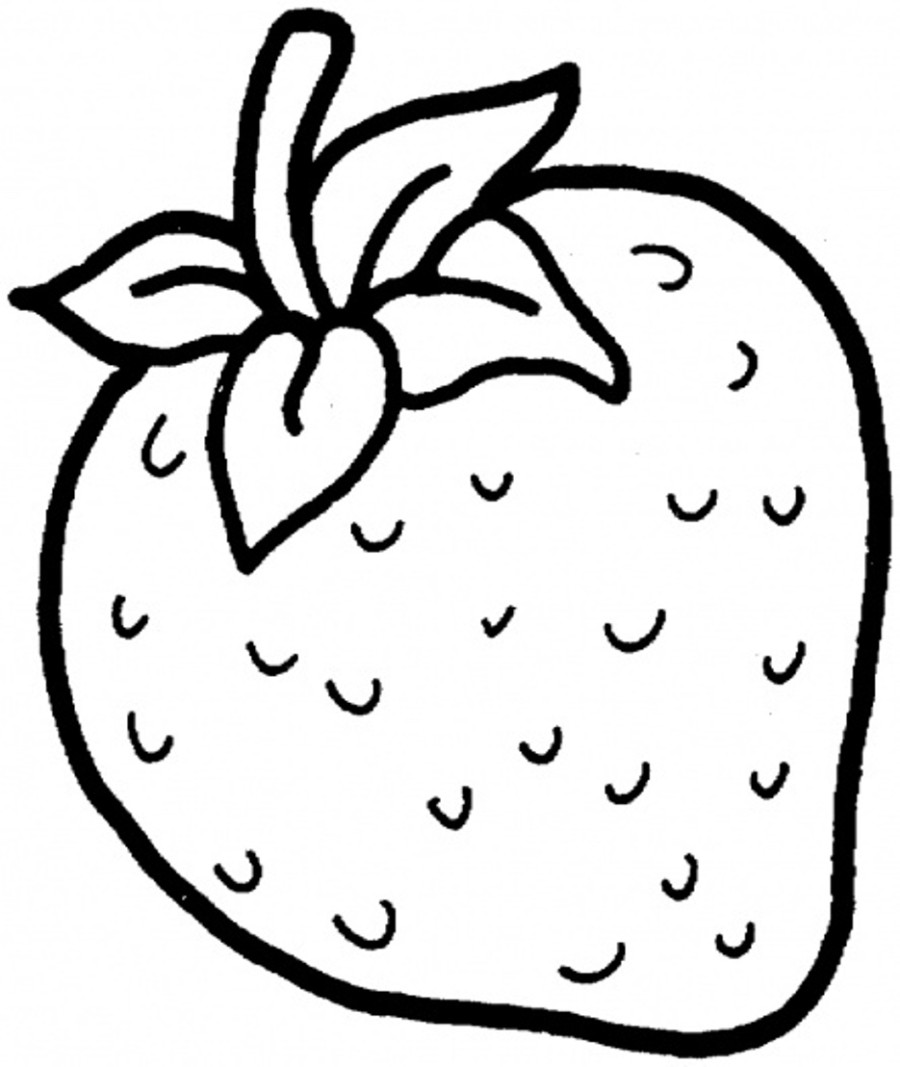 39 Fruit Coloring Pages Fruits printable coloring pages.