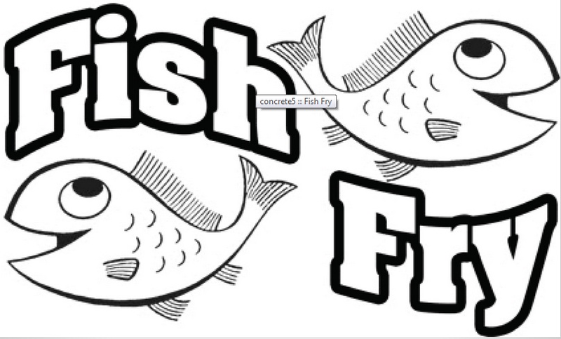 Download Free png Fish fry clipart image.