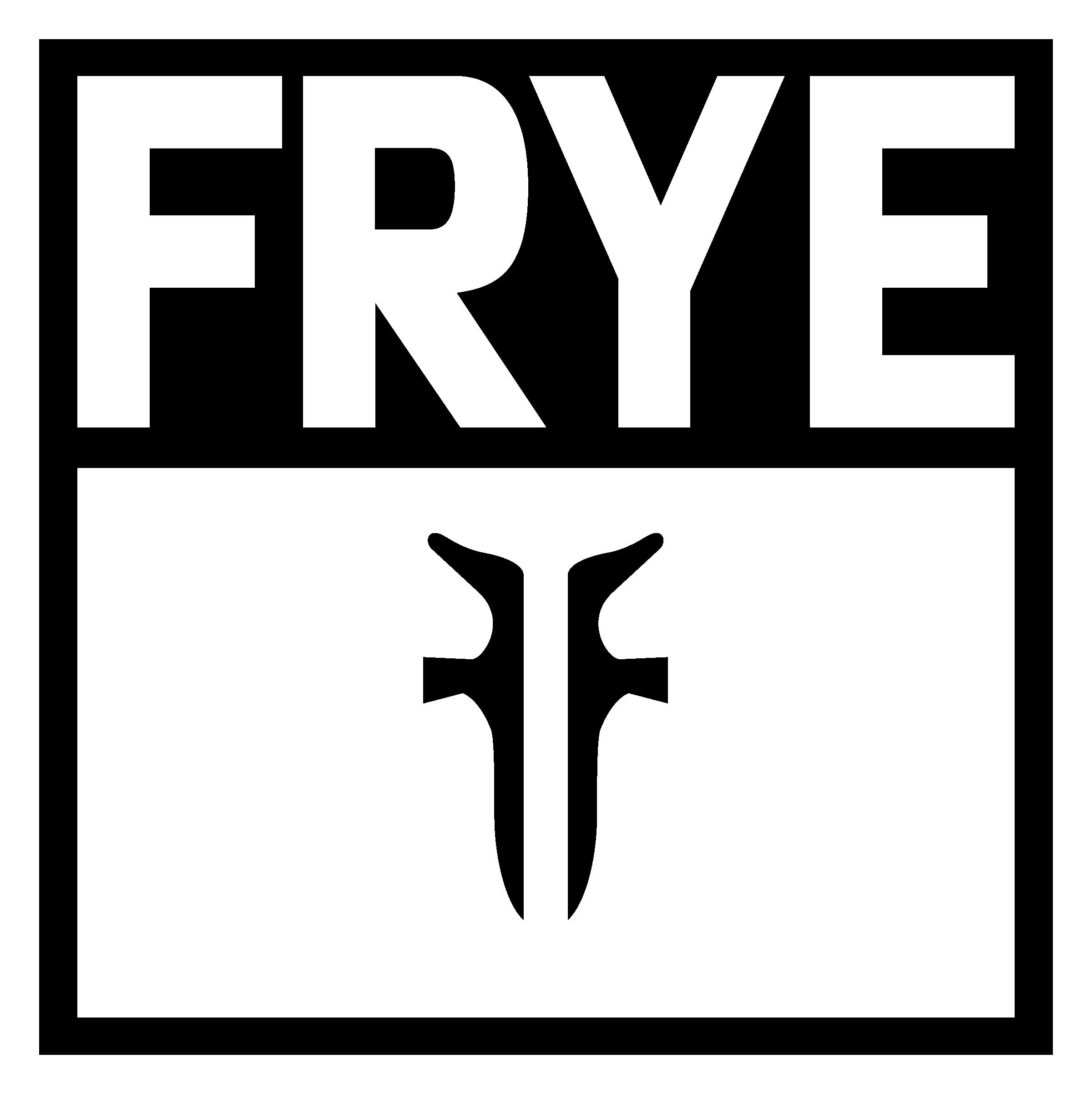 FRYE Logo PNG Transparent & SVG Vector.