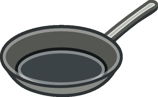 Frying Pan Clipart.