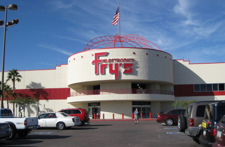 20 Things You Didn\'t Know about Fry\'s Electronics.