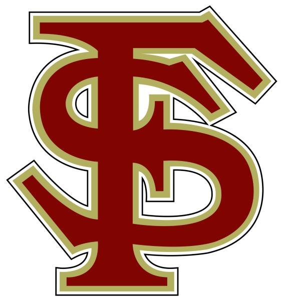Details about Florida State FS Logo Vinyl Decal / Sticker 10 Sizes!!!.
