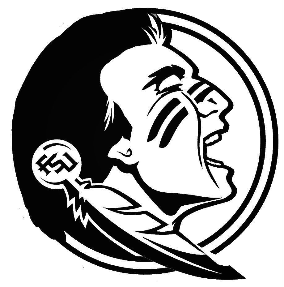 Florida State Football Logo.