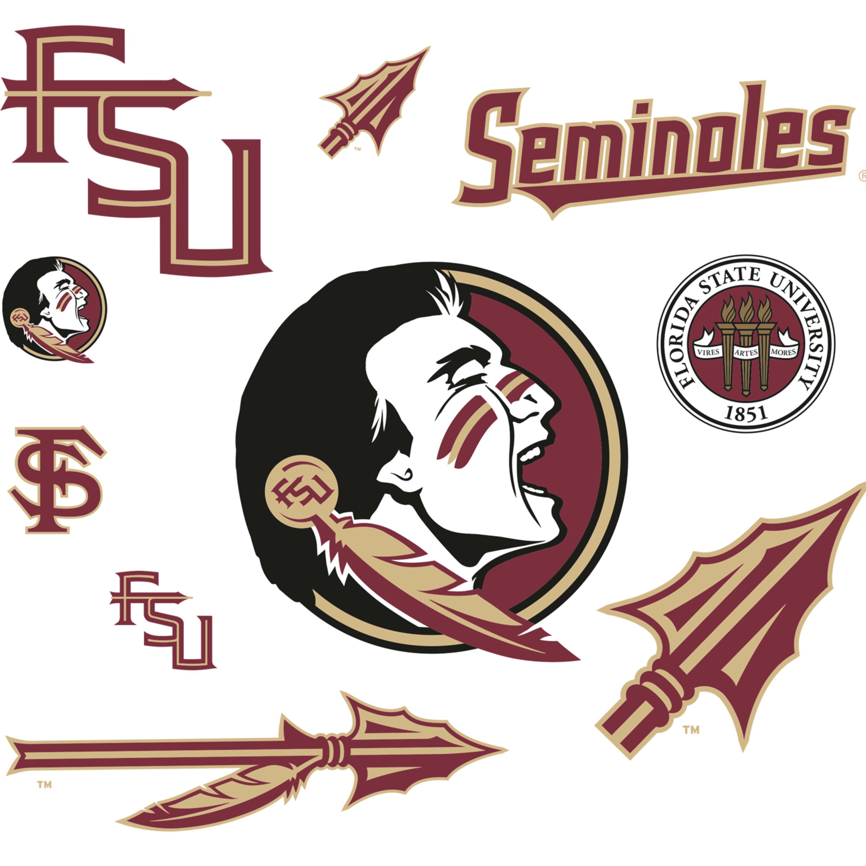 Florida State Seminoles: Logo Assortment.