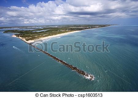 Stock Photos of Fort Pierce, Florida..