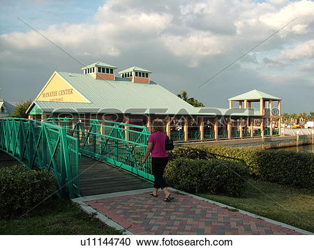 Stock Photography of Fort Pierce, FL, Florida, Indian River.