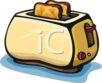 Toaster Clipart.