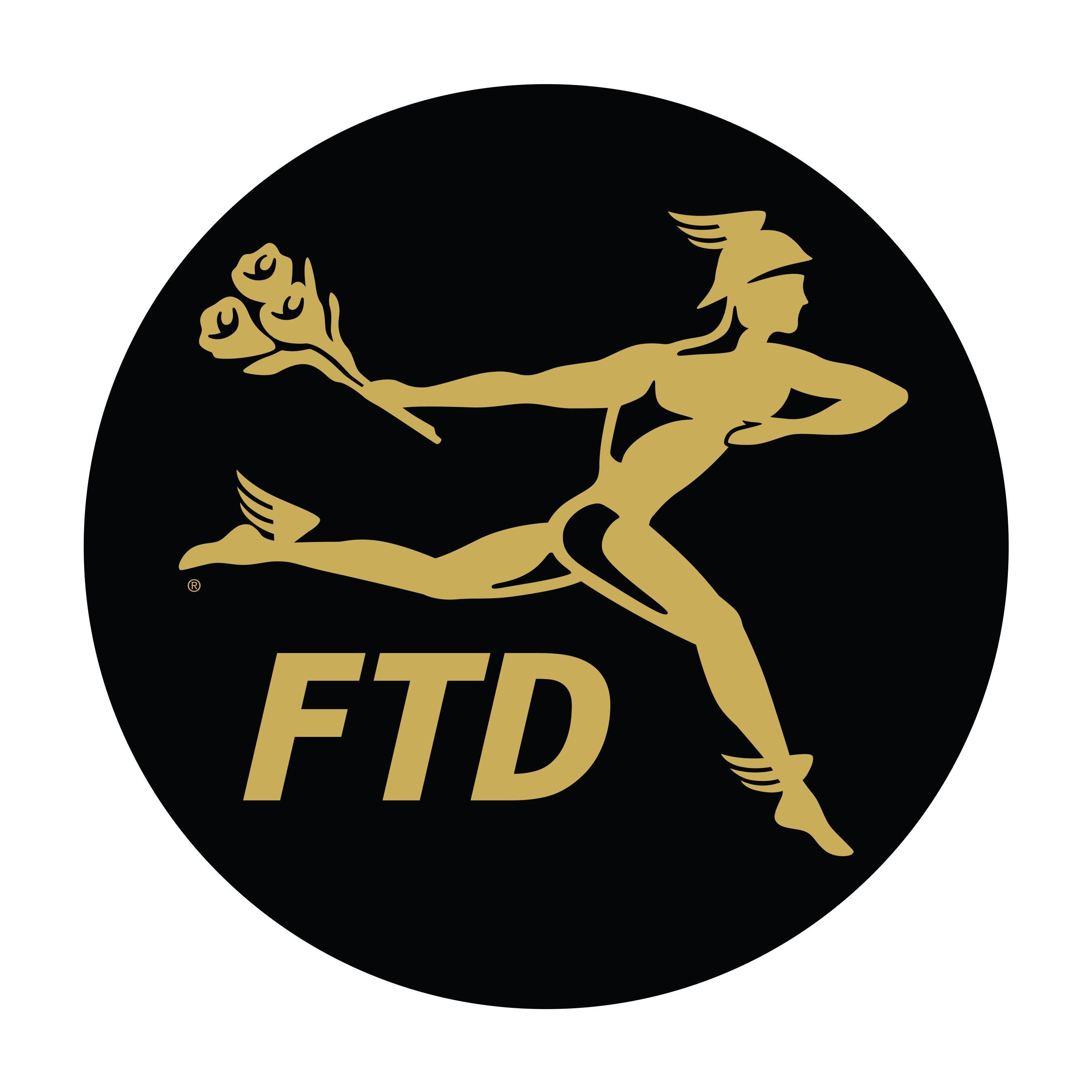FTD Florist Logo.