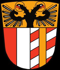 Fuchsstadt Germany coat of arms.