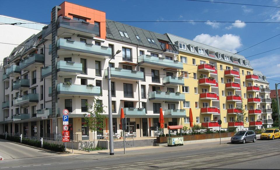 Германия, Улица.