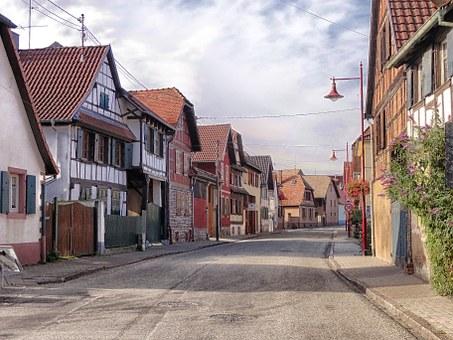Almanya, Sokak.