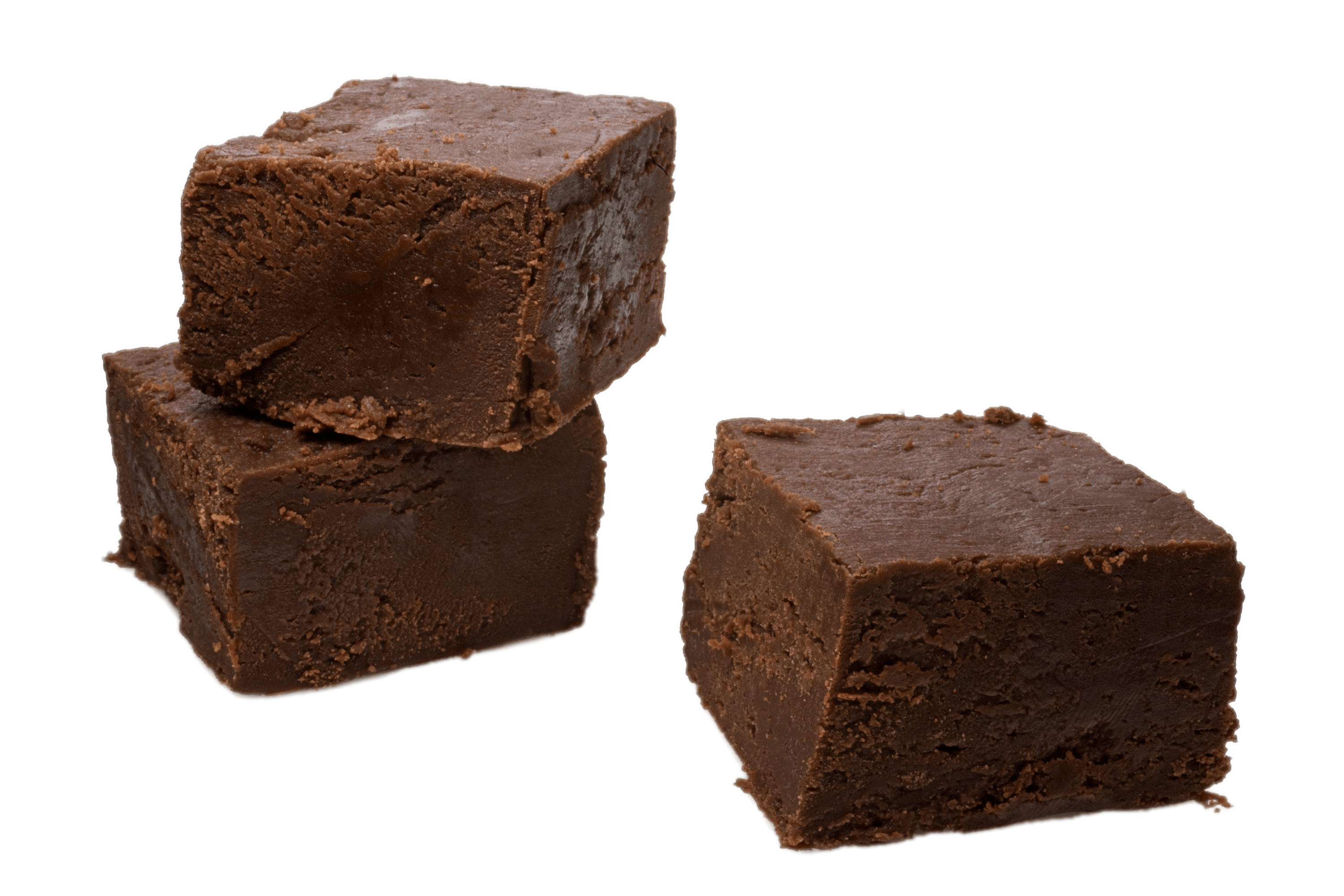 Large Fudge Chunks transparent PNG.