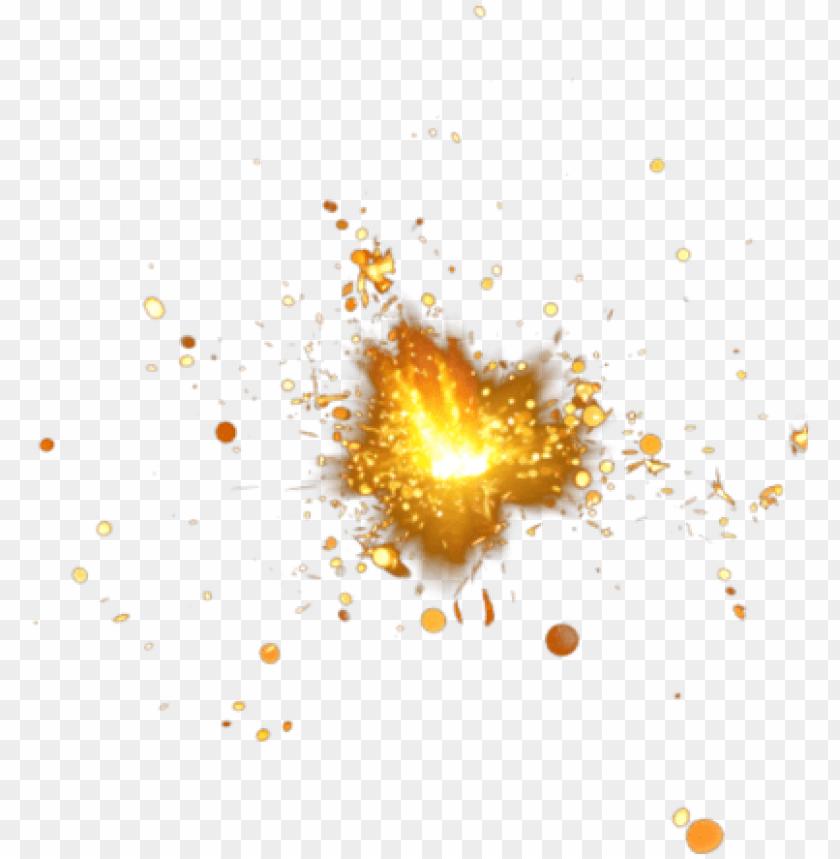 Download chispas de fuego png.