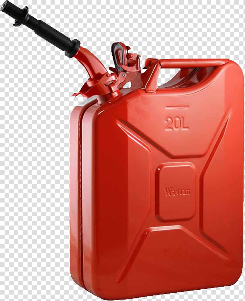 Jerrycan Gasoline Fuel Gallon Container, Jerrycan transparent.
