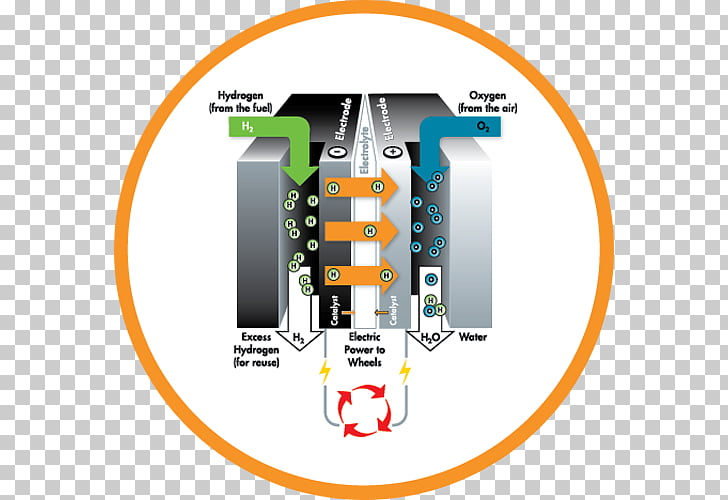 Fuel Cells Fuel cell bus Electricity, bus PNG clipart.