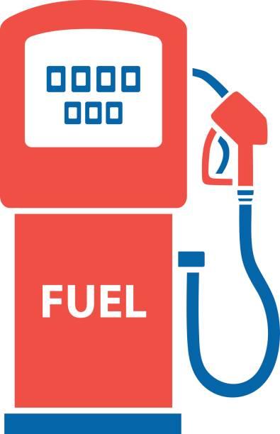 Best Fuel Dispenser Illustrations, Royalty.