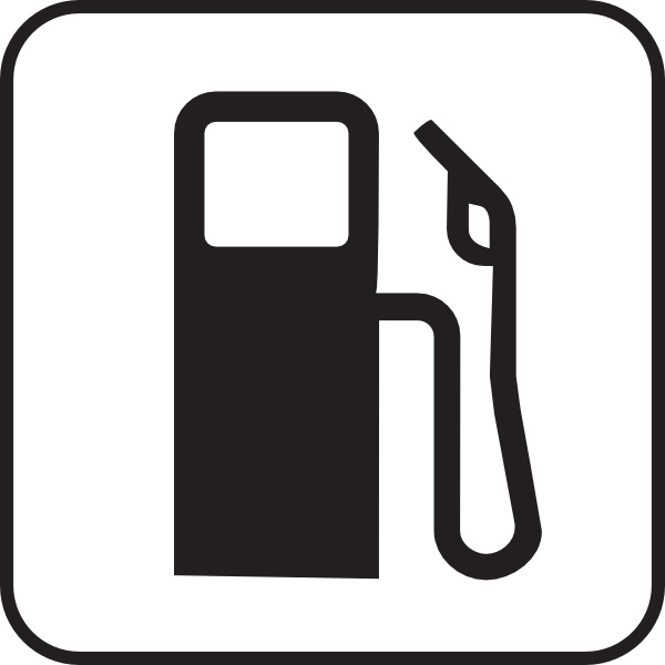 Gas Pump clip art Free vector in Open office drawing svg ( .svg.