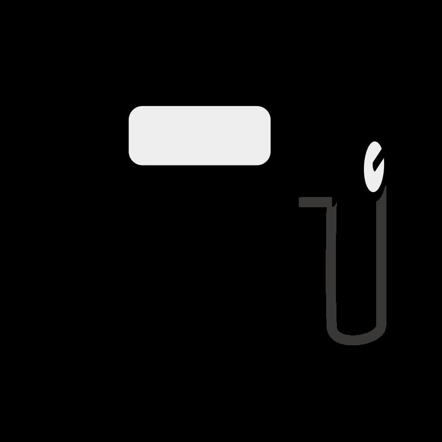 Pump soap dispenser SVG Vector file, vector clip art svg file.