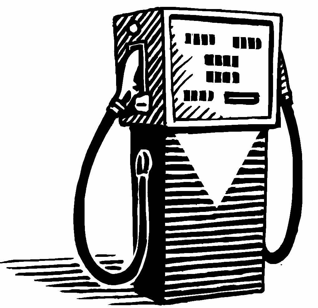 Gas Clipart.