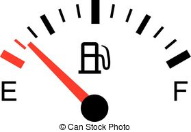 Fuel Gauge Clipart.