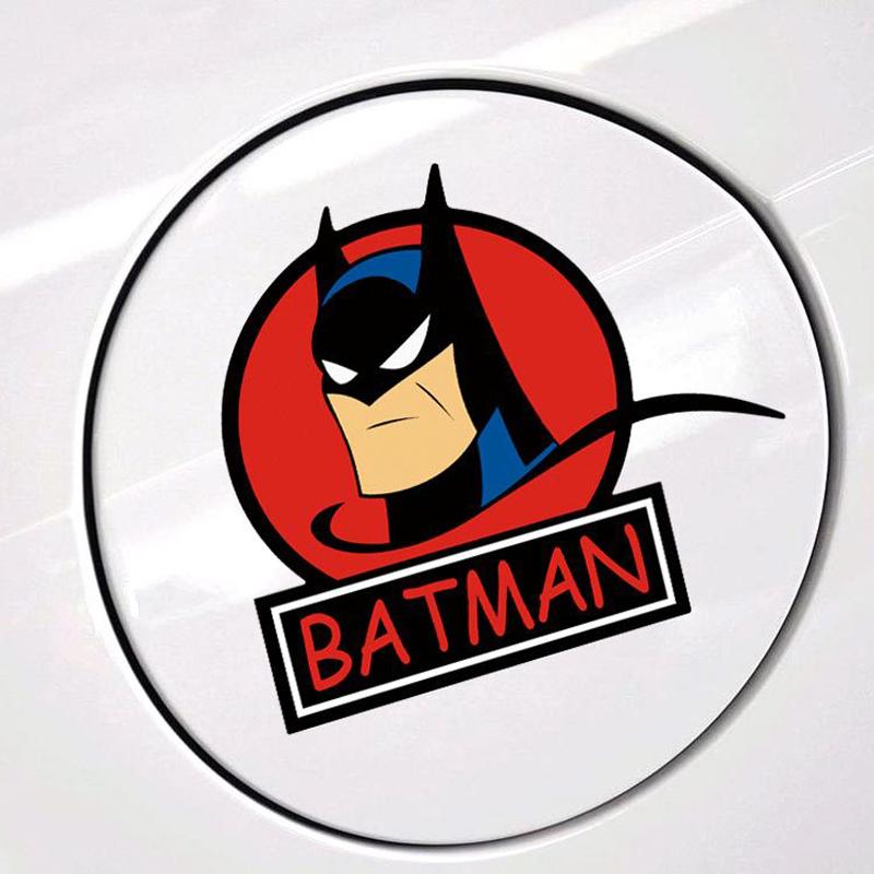 Aliexpress.com : Buy Cool Batman car stickers , Fuel tank cap.