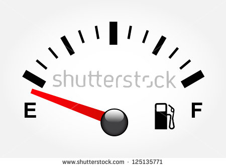 Fuel Gauge Stock Images, Royalty.