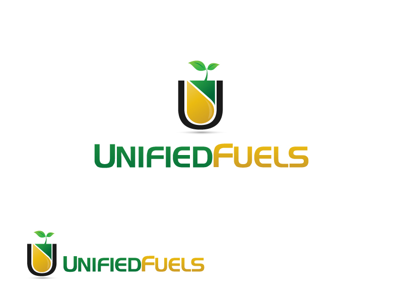 Unified Fuels Logo by Ccosta.