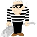Our Fugitive clipart image is.