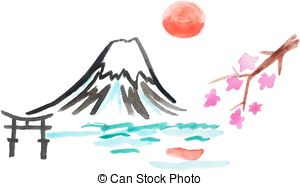 Mount fuji Illustrations and Clip Art. 390 Mount fuji royalty free.