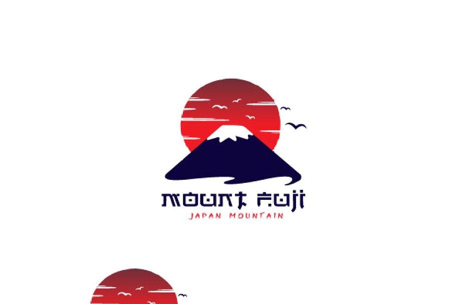 Mount Fuji Logo.