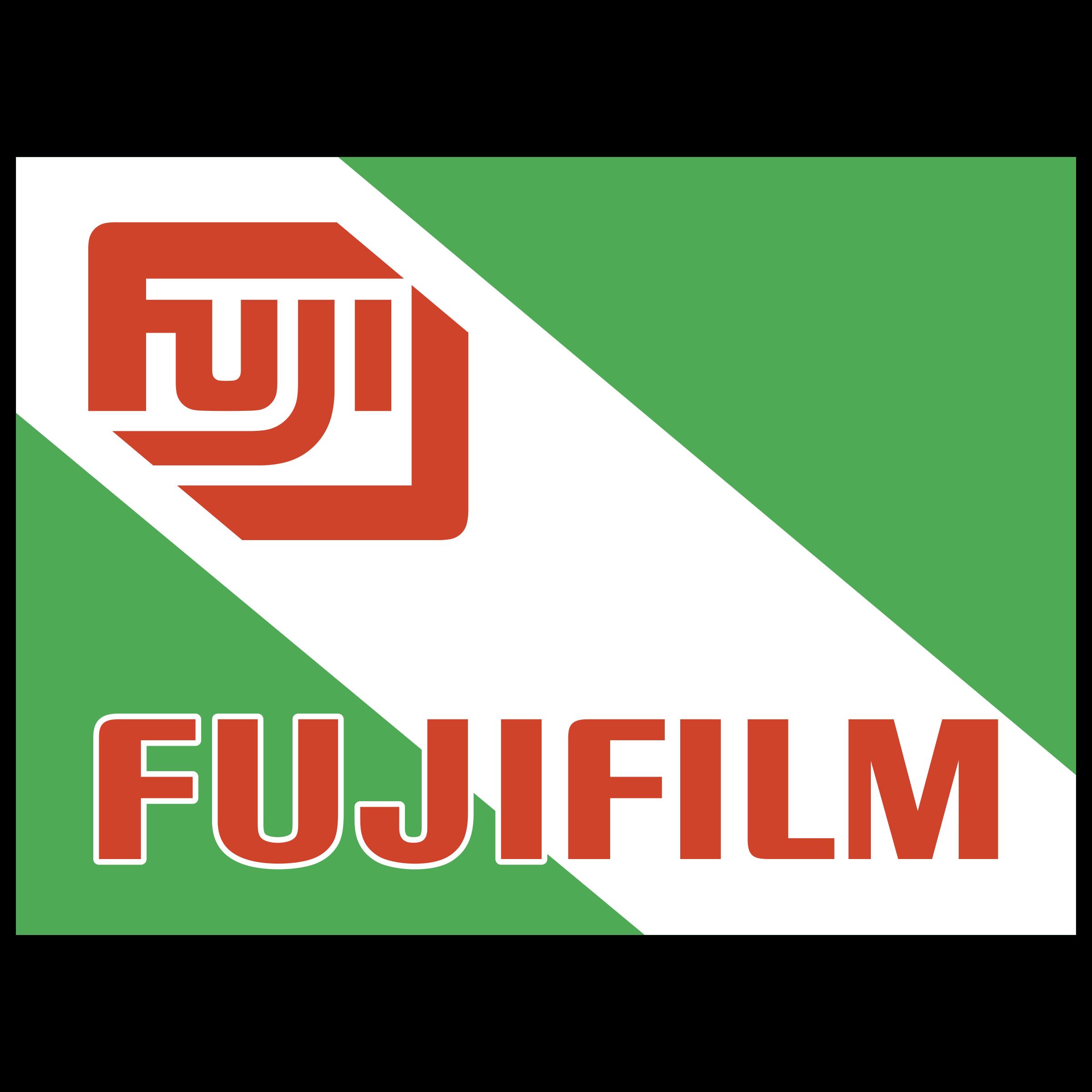 Fujifilm Logo PNG Transparent & SVG Vector.