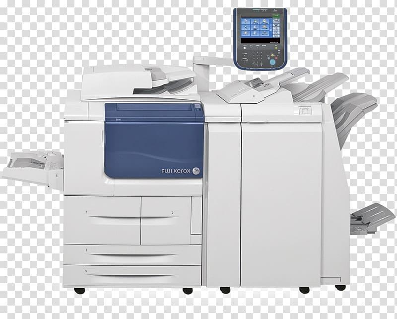Fuji Xerox copier Printer Printing, xerox transparent.