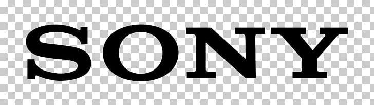 Sony Logo Fujifilm Company PNG, Clipart, Area, Black And.