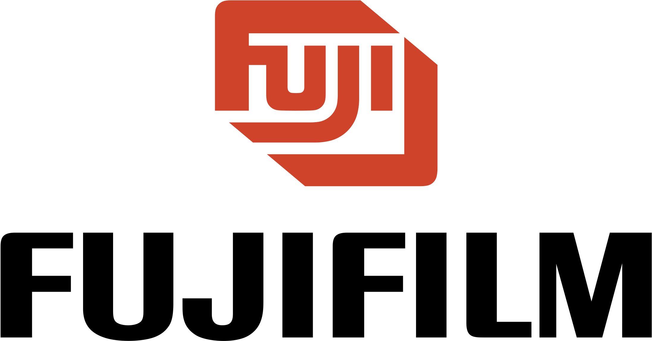 HD Fujifilm Logo Png Transparent.