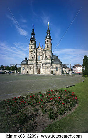 "Picture of ""St. Salvator Cathedral of Fulda, Fulda Cathedral."