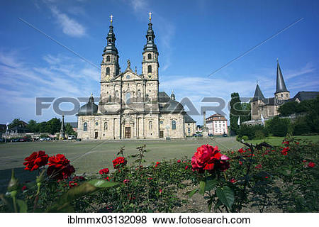 "Pictures of ""St. Salvator Cathedral of Fulda, Fulda Cathedral."