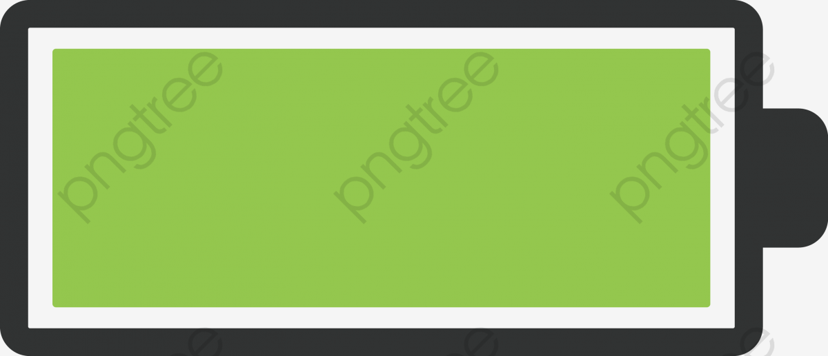 Full Grid Vector Battery Icon, Grid Vector, Icon Vector, Green PNG.