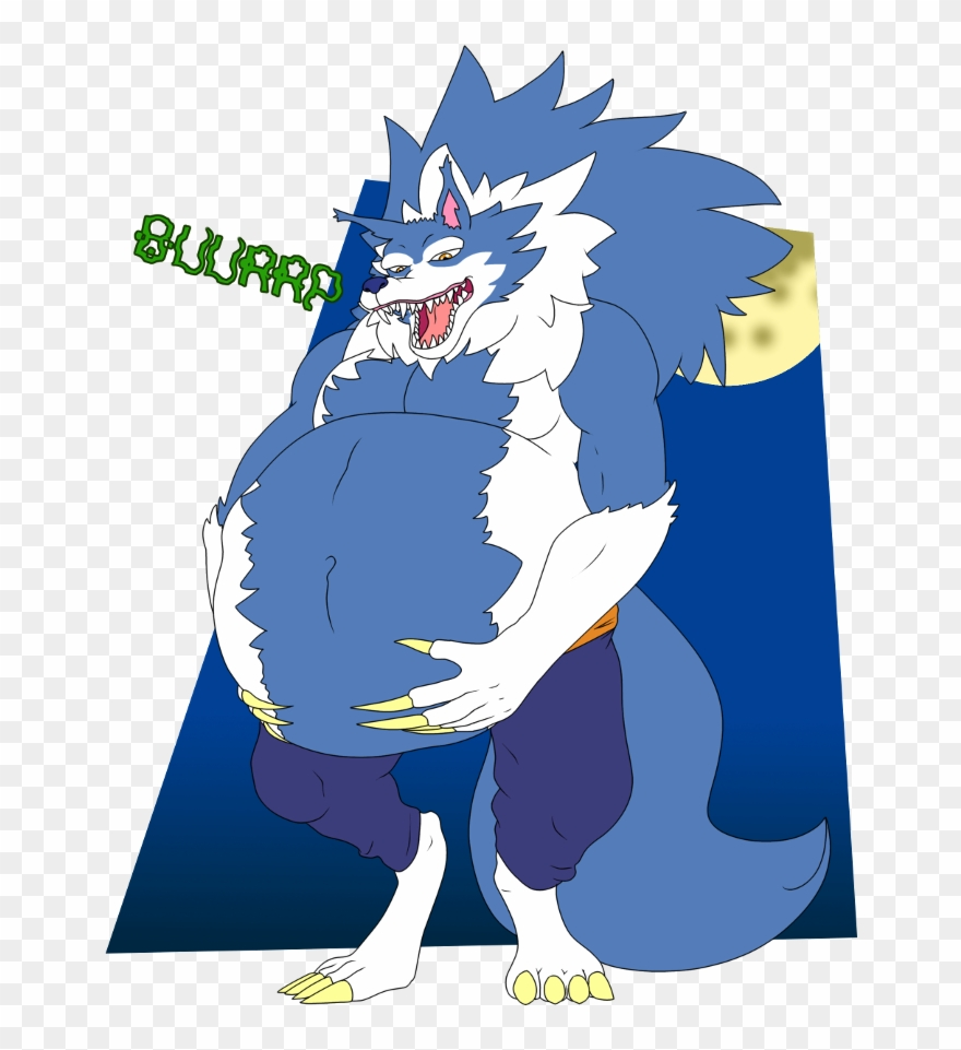Full Moon Full Belly Clipart (#2272253).