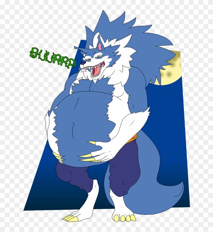 Full Moon Full Belly Clipart (#2272253).
