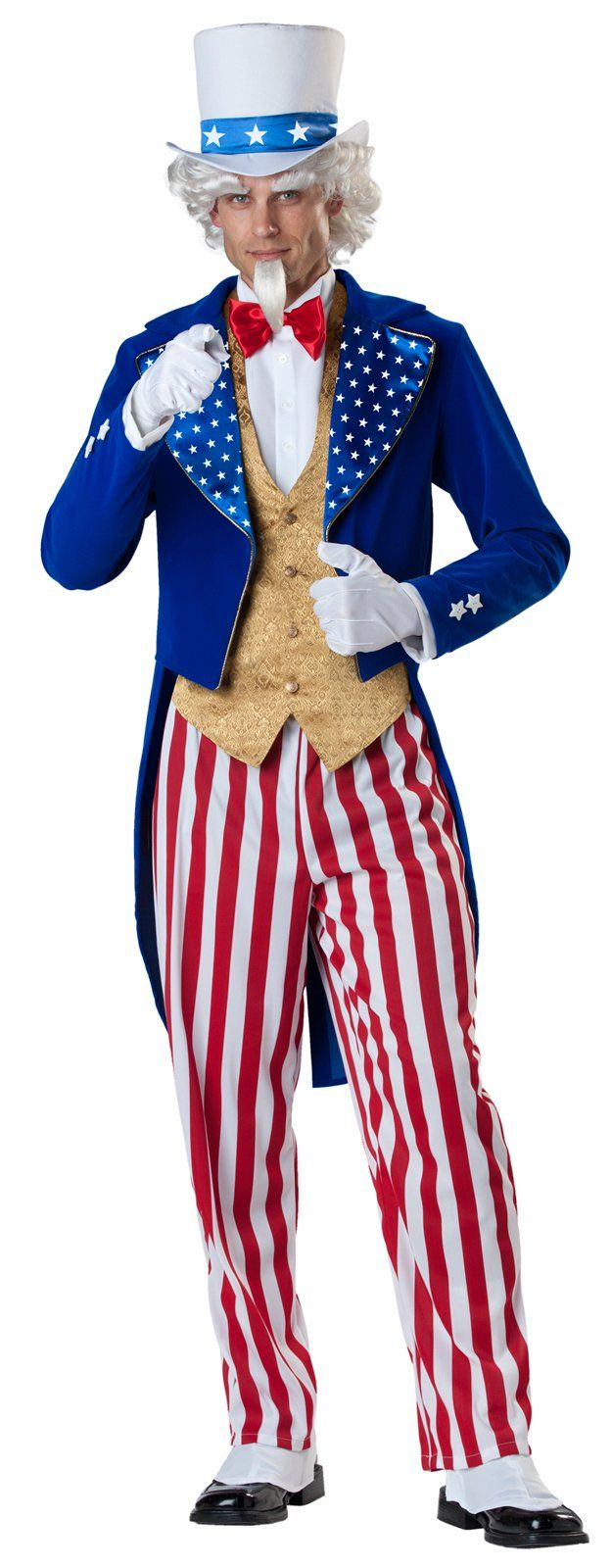 1000+ ideas about Uncle Sam Costume on Pinterest.