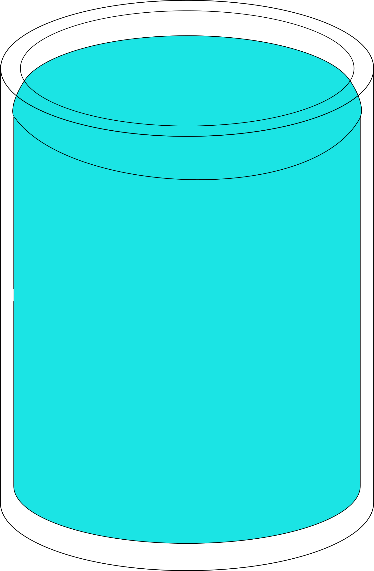 680 Glass Of Water free clipart.