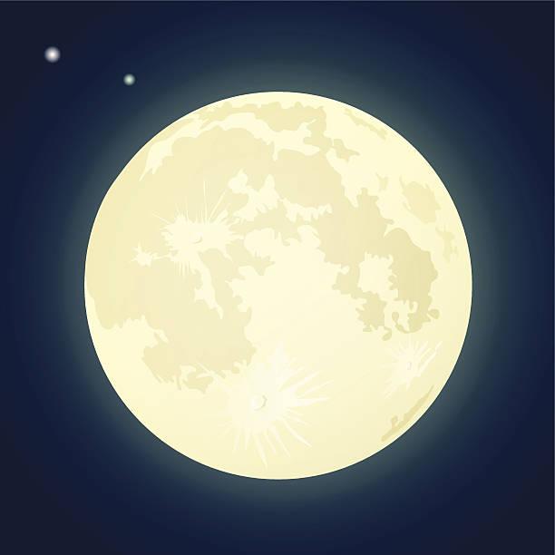 Top 60 Full Moon Clip Art, Vector Graphics and Illustrations.