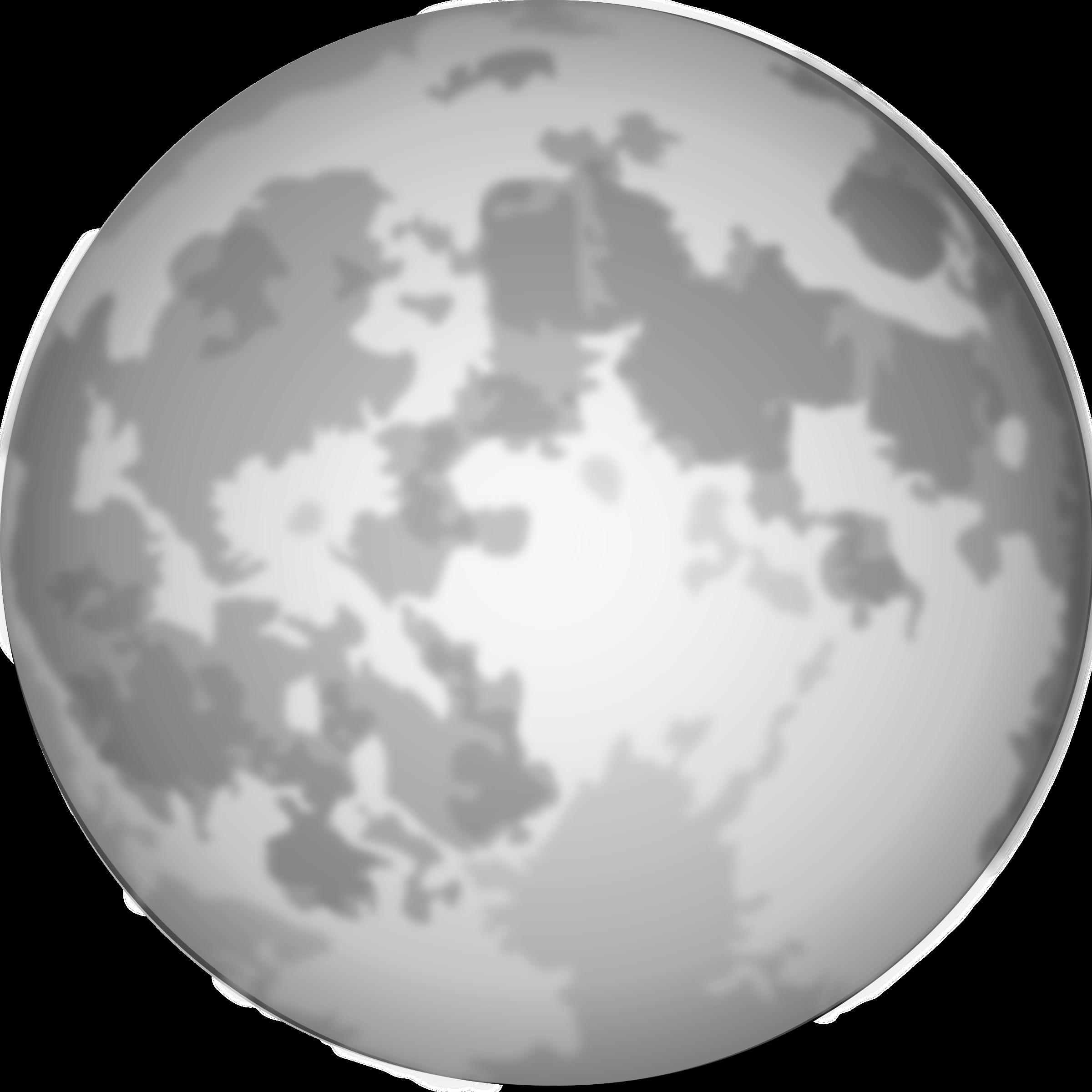 Moons clipart #2