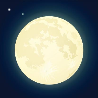 Full Moon Clipart & Full Moon Clip Art Images.